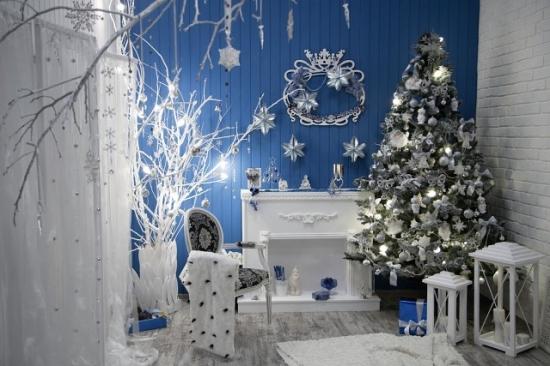 Новогодняя фотозона в домашних условиях